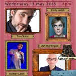 13 MAYTom Stade, Holly Walsh, Nathan Caton & Dan Nightingale